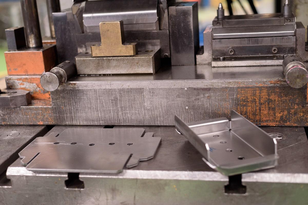 Plegado CNC