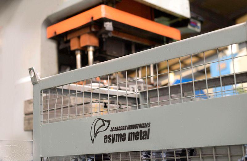 Estampación Esymo Metal
